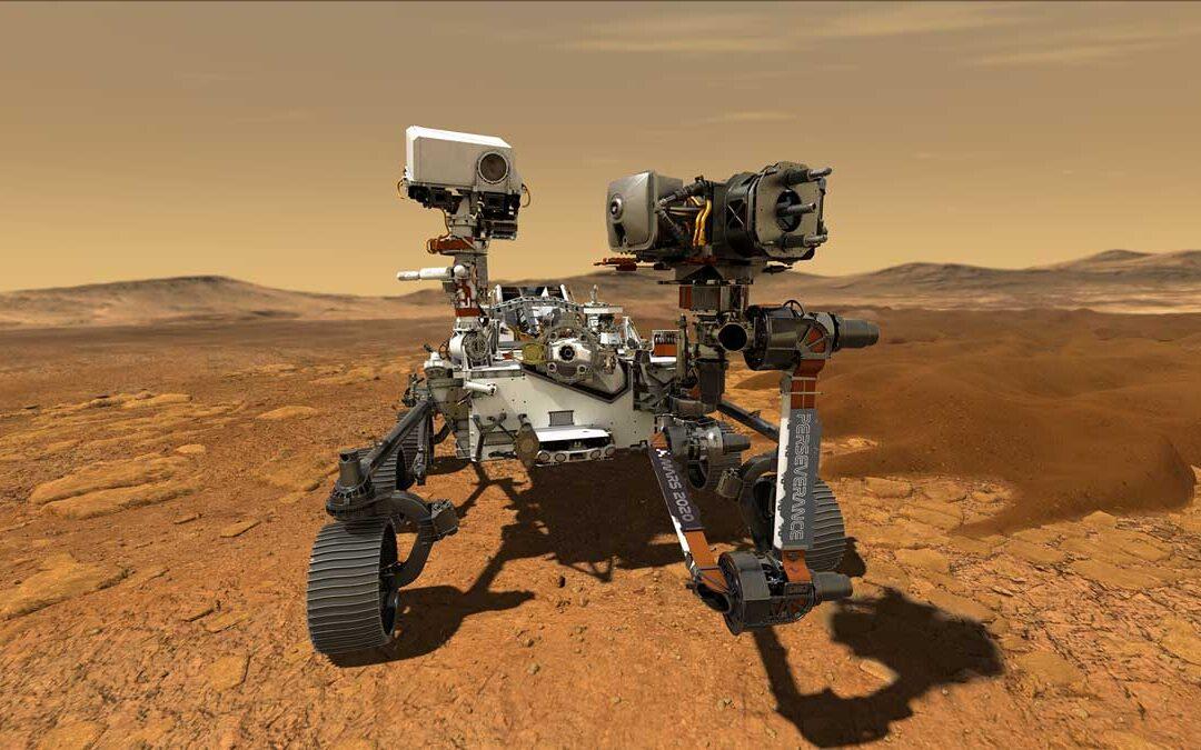 MarsCube (Rover Perseverance)